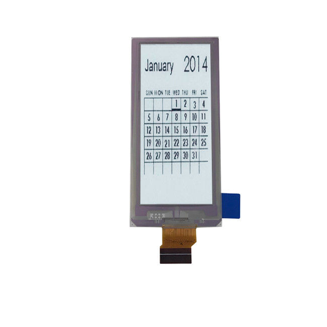 E - Ink 2.9inch Colour E Paper Display Esl Wireless E Paper Displays