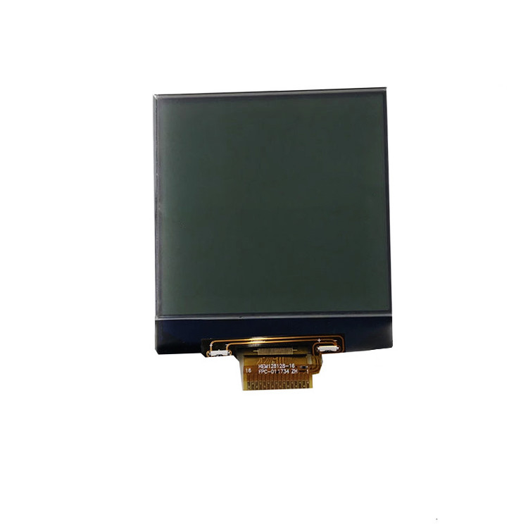 Rohs Dot Matrix Graphic Lcd Display / 128x128 Lcd Display